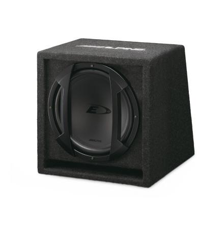 "Alpine 10"" Type-E subwoofer box (4 ohm)"