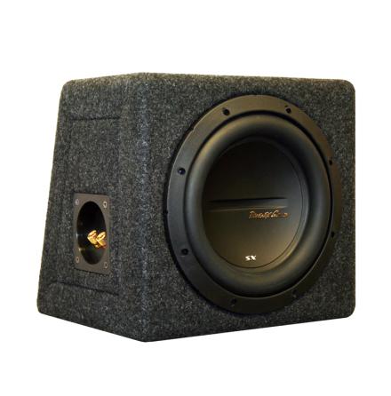 Enkel låda med SX18s4 4Ohm