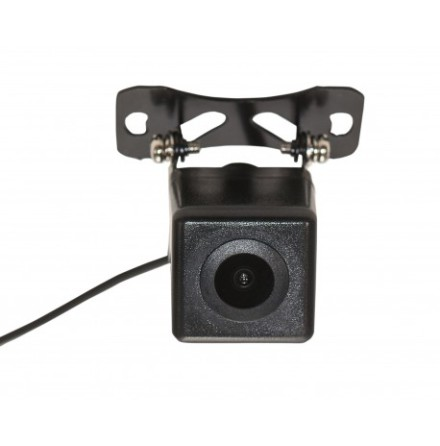 Universal camera with embedded dynamic (moving) parking lin