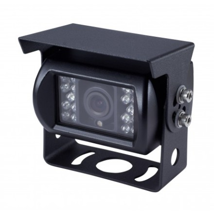 """""""""""""""1/4"""""""""""""""" CCD Commercial camera with night vision (Mirrored"""