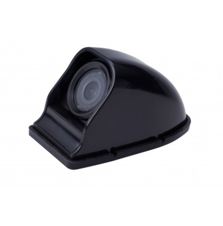 CCD Commercial side-mount camera with night vision (Mirrore