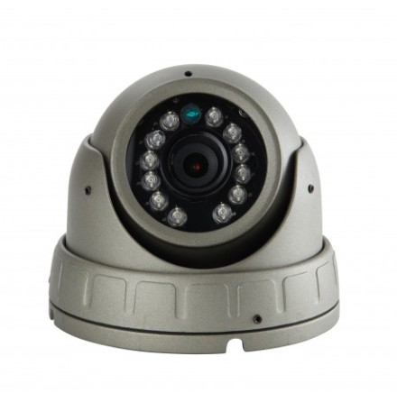High Definition swivelling dome camera with Infra Red for D