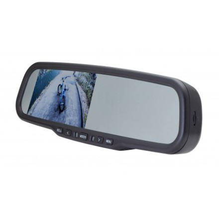 4.3? Factory Mount Mirror Monitor with built in DV