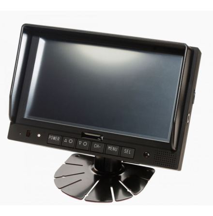 """""""7"""""""" Touchscreen Monitor for DVR-48-QSD"""""""
