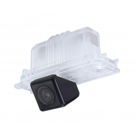 Number plate light camera for Skoda Octavia 2008-2012