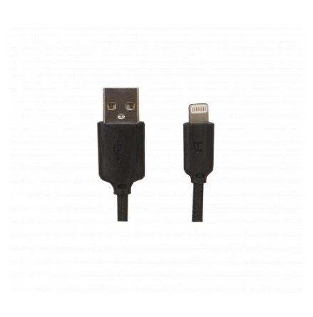 1M lightning cable with weave
