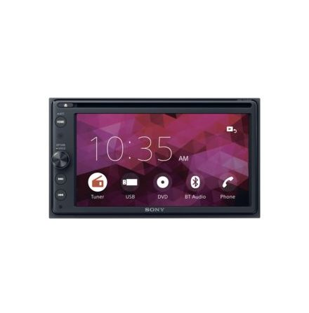 SONY CD Spelare med Car Play & Android Auto enhet
