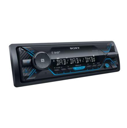 SONY DAB med NFC, Bluetooth® röststyrning, 4 x 55 W förstärk