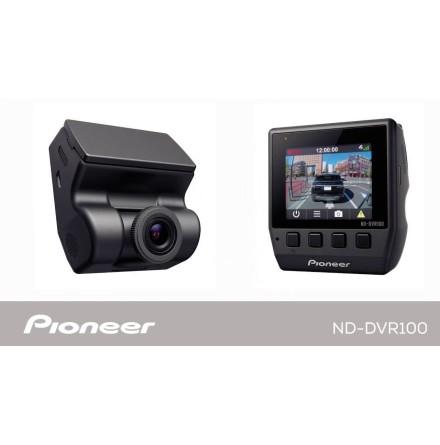 Pioneer DASH-CAM Full HD, 8GB ingår.