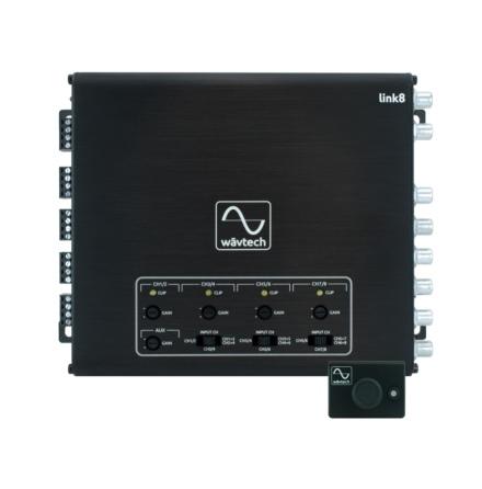8-Channel LOC w/ AUX Input