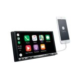 """Sony 7"""" DAB-receiver med Apple CarPlay/Android Auto"""