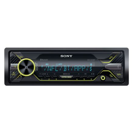 SONY Made for iPod CD-less unit BT/ USB/ AUX
