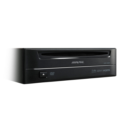 Alpine 1-DIN DVD Player