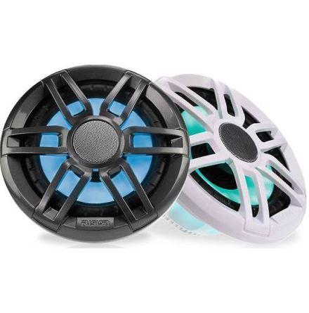 """Fusion 7.7"""" XS Series LED Sports Grey & White"""
