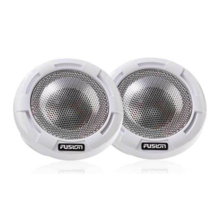 Fusion, Component Tweeter, Sports White