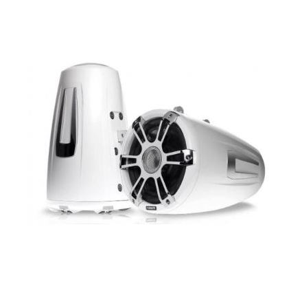 Fusion Tower Speakers, 8.8'' Signature Sports White, Pair