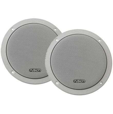 """Fusion 5.25"""" RV Style Speaker Pair - Black"""