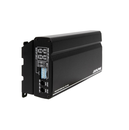 Alpine Power Pack 4x100W Dynamic power