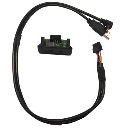Pioneer VITO/Sprinter 2015- Pioneer USBx2
