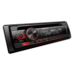 Pioneer 4x50W,MP3/WMA,Bluetooth,USB,ipo
