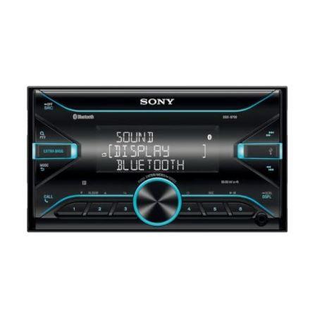 SONY Mediereceiver med trådlös Bluetooth®-teknik
