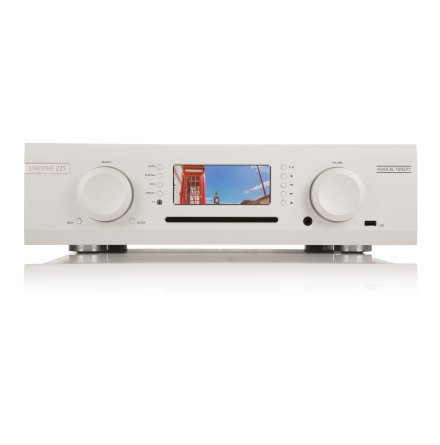 Silver - 225wpc STREAMING MUSIC SYSTEM