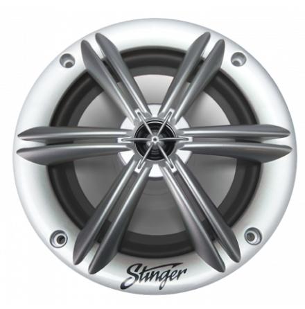 """Stinger 6.5"""" Silver Marine Coax"""
