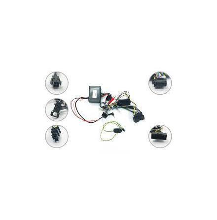 Ford B-Max 2013 > > Steering wheel interface Plug 'n play in