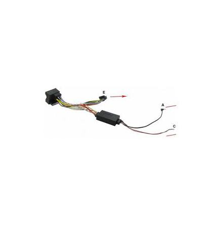 Ford C-Max 2006 > 2011 Steering wheel interface Plug 'n play