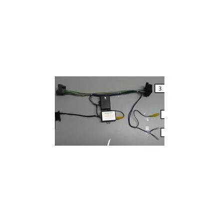 Isuzu D-max Camera Interface