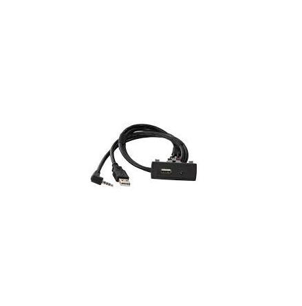 Mercedes VITO/Sprinter 2015- USB+Jack