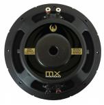 "MX SERIES 12"" Dual 2-Ohm 300W Slim Subwoofer"