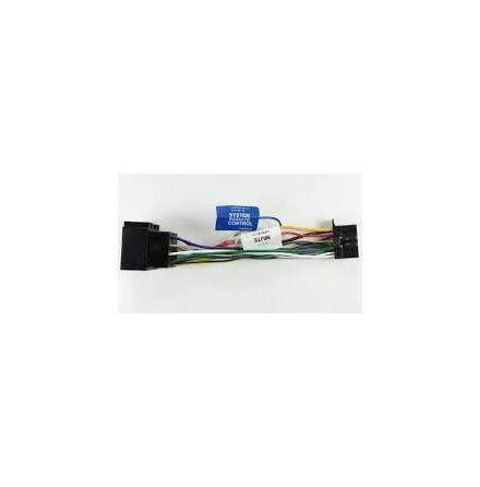 Pioneer ISO-kablage