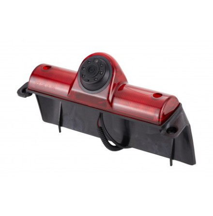 Third brake light camera with night vision for Chevy Express