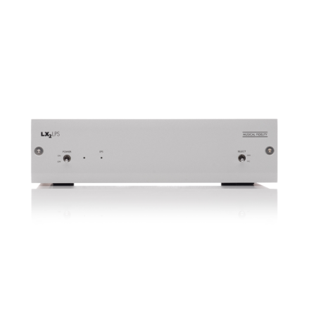 Silver-Phono stage