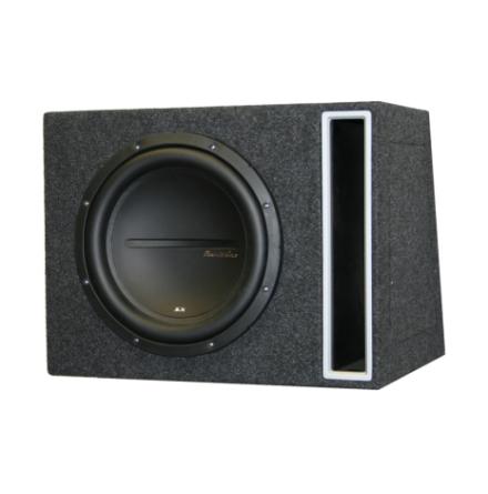 Enkel låda med SX12d4 kopplas till 2 Ohm perfekt till SX6001