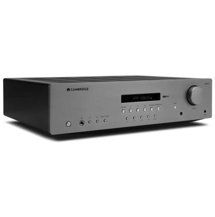 Cambridge Audio AXR85 Stereo Receiver Grey 240v UK/EU