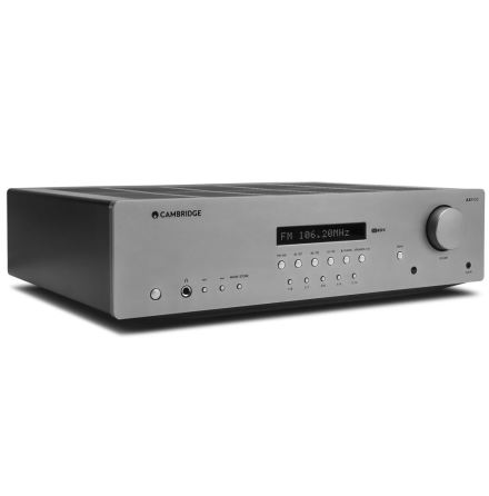 Cambridge Audio AXR100 Stereo Receiver Grey 230v UK/EU