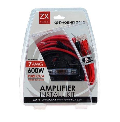 Phoenix Gold ZXK10 CCA 10mm2 Kabelkit