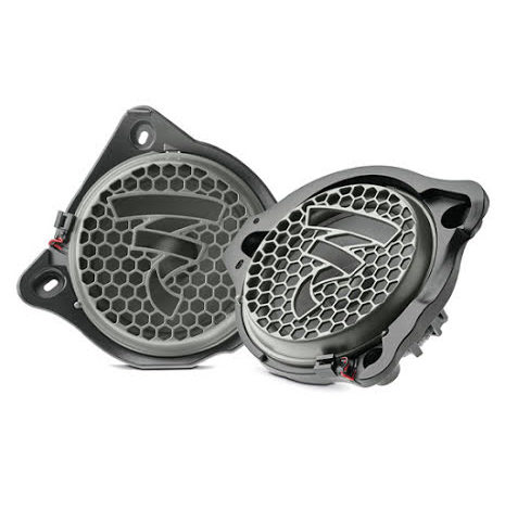 Focal Inside Mercedes FLAX Subwoofer pair