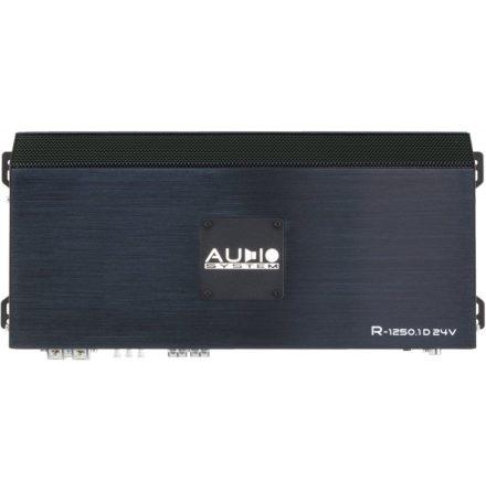 Audio System R-1250.1 24V slutsteg