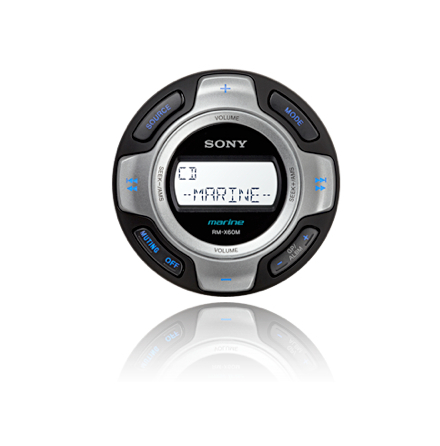 SONY Marine Remote control with LCD